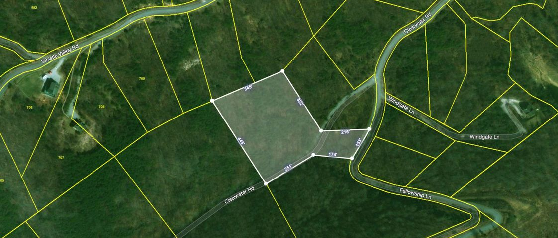 Lot 728 Clearwater Rd, New Tazewell, TN 37825