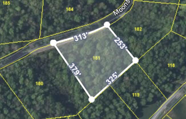 LOT 181 Moonstone Lane, New Tazewell, TN 37825