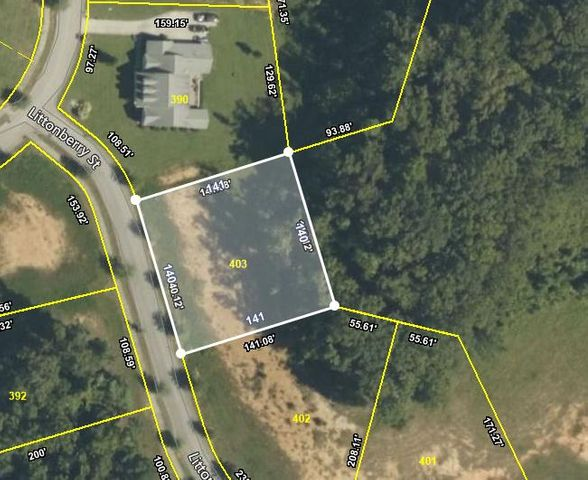110 Littonberry St, Lot 403, Oak Ridge, TN 37830