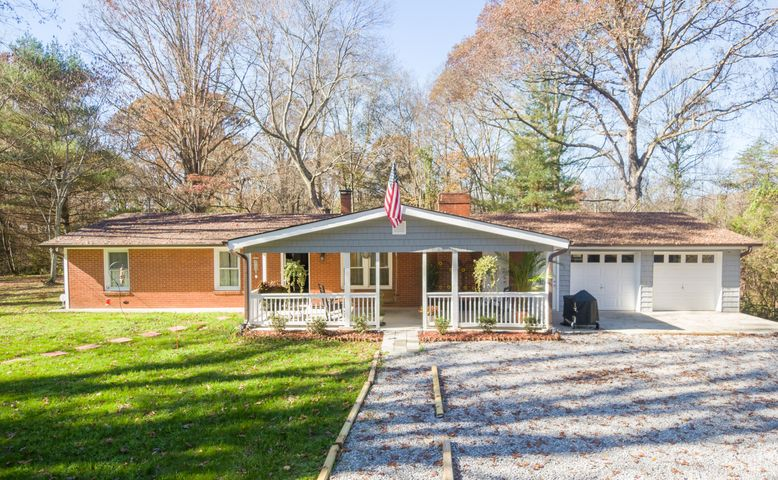 Charming Cottage nestled on private 3.3 acres