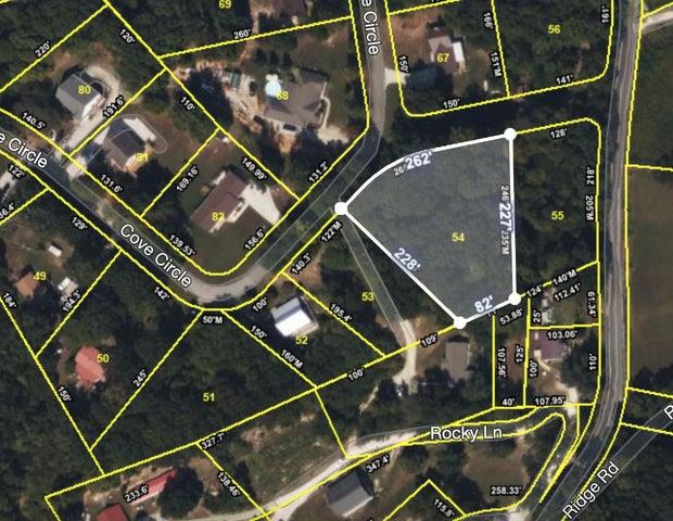 Lot 54 Cove Circle, Caryville, TN 37714