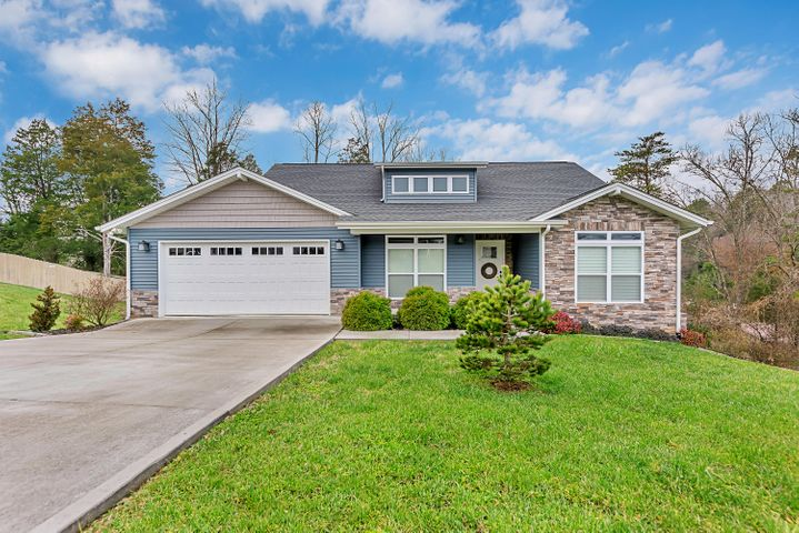 2431 Chimney Rock Lane, Knoxville, TN 37920