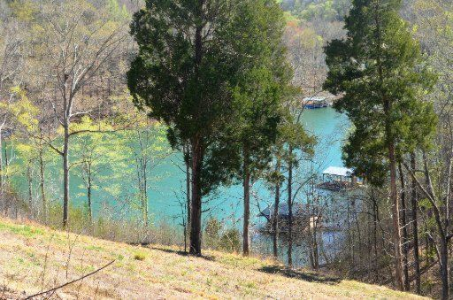 Subject Lake view lot
