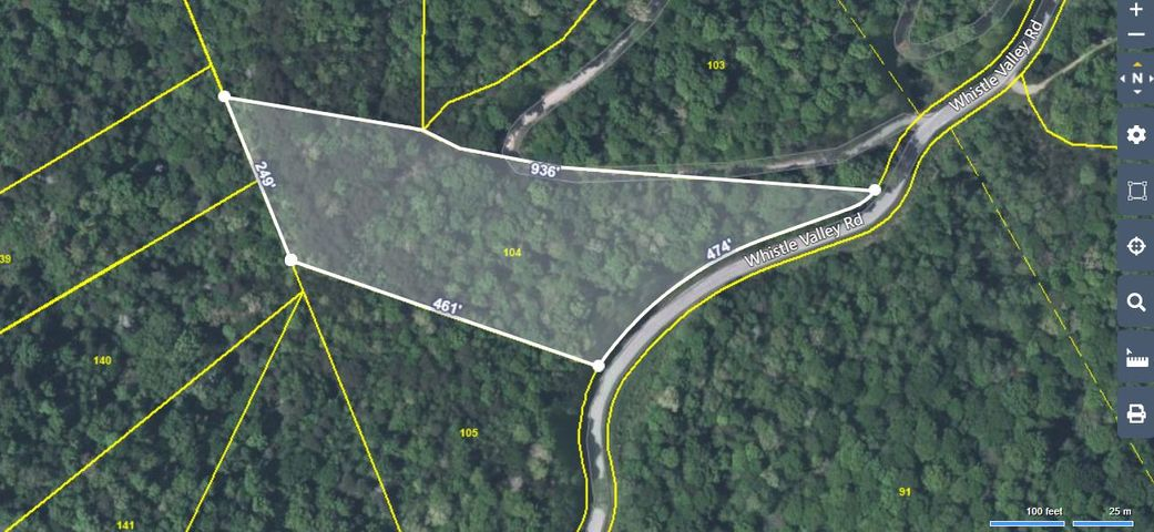 Whistle Valley Rd, New Tazewell, TN 37825