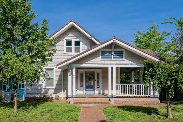 1406 N 4Th Ave, Knoxville, TN 37917