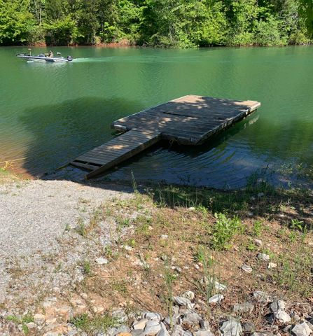 Public boat launch .5 miles from lot(s)