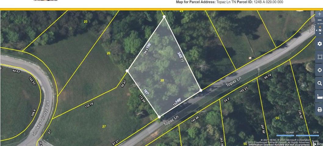 Topaz Lane, New Tazewell, TN 37825