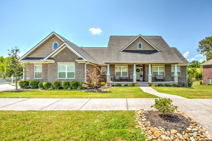 1448 Rippling Waters Circle, Sevierville, TN 37876