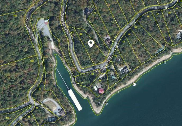 Lot is near the Marina