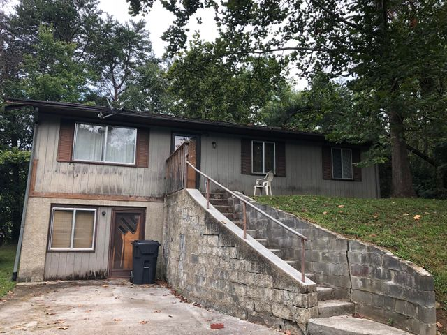 Home is located just behind Dollywood. Great location!!! The property will possibly not be able to be  financed.  It needs a good bit of work done to it. Owners currently live in home.