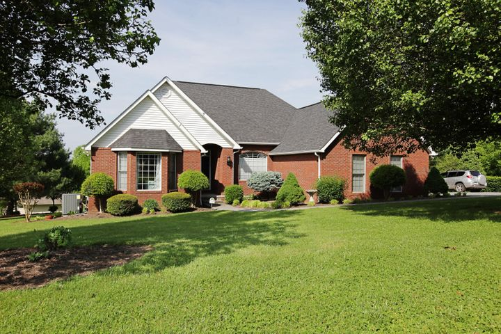 If you are looking for great views yet living close to all major attractions, hospital and  downtown Sevierville, this is house is perfect for you. Kitchen and master bathroom newly renovated. Wood floors through the main level, custom built in cabinets by the fireplace and renovated fireplaces. Additional guest bedroom or in law suite just recently added. A big entertainment room for the family or you can have your own main cave. New A/C unit and Waterless heating tank on 2017. Owner-Agent.