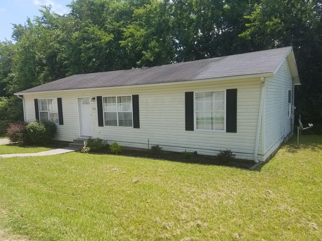 This property is move in ready condition! No lawn to maintain. Recently painted interior. Carpet in great shape. Engineered hard wood floors. Kitchen countertops replaced.  All one level with just a few steps to enter the home. ADT security system installed. Don't let this one get away.