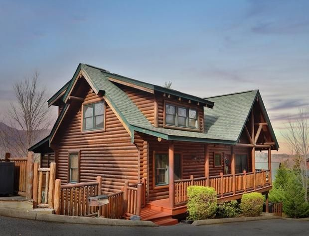Beautiful Log Cabin in Covered Bridge Resort!  Cabin features 5 bedrooms, 4 full bathrooms, tongue and grove interior, rec room with pool table, fireplace, wet bar, and double decking to enjoy the stunning mountain view. Comes fully furnished! Please independently verify all listing information including hoa and sqft.