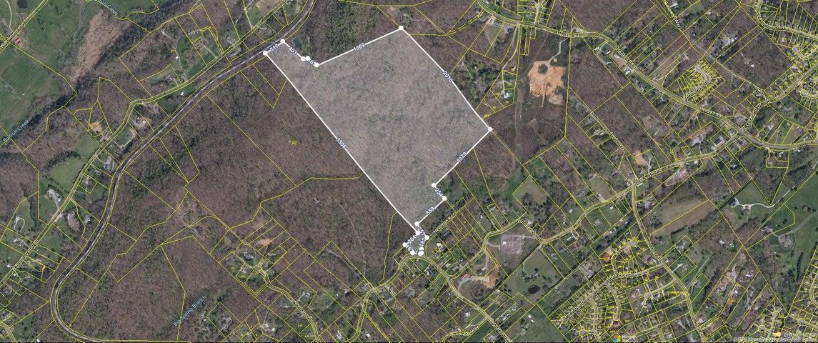 Parcel 1 property map
