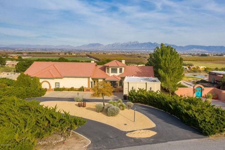 6652 Vista Hermosa, Las Cruces, NM 88007