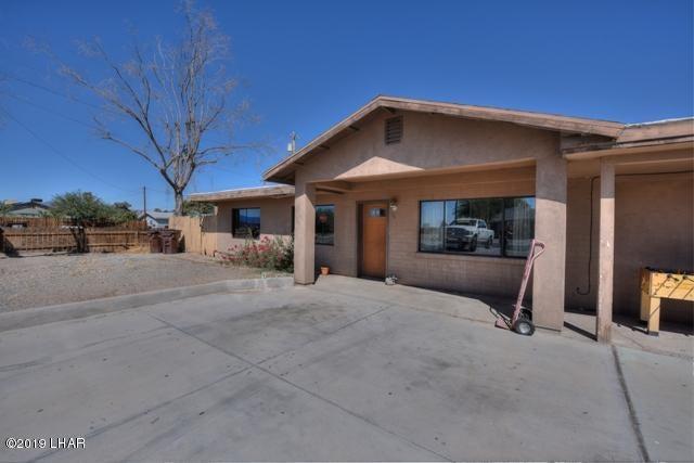 1301 S Quartz Ave, Parker, AZ 85344