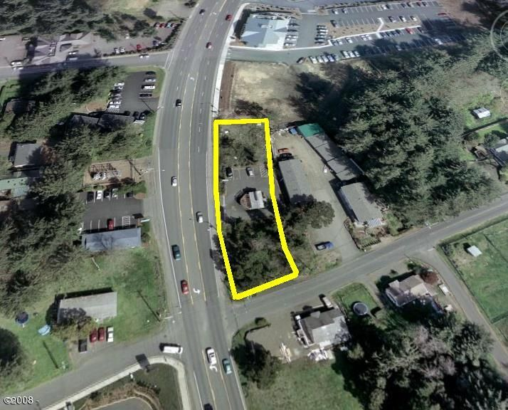 3632 NE Hwy 101, Lincoln City, OR 97367 - Aerial  photo