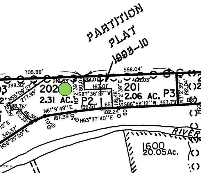 TL202 Little Nestucca River Rd, Cloverdale, OR 97112 - Plat Map