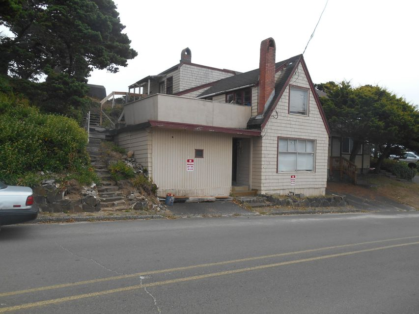 1820 NW Harbor Ave, Lincoln City, OR 97367 - N.W. side