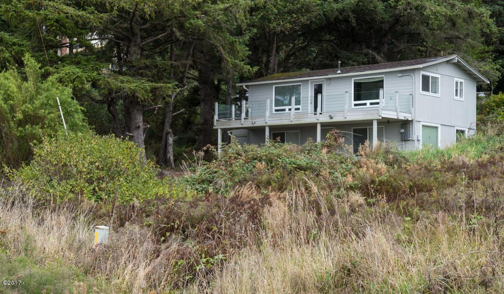 3660 Rocky Creek Ave., Depoe Bay, OR 97341 - Street view of home