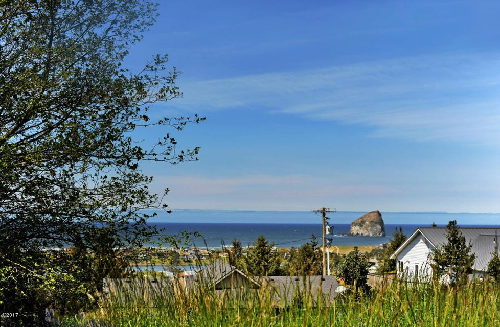 TAX LOT# 5200  Upper Loop Road, Pacific City, OR 97135 - Views of Iconic Haystack Rock