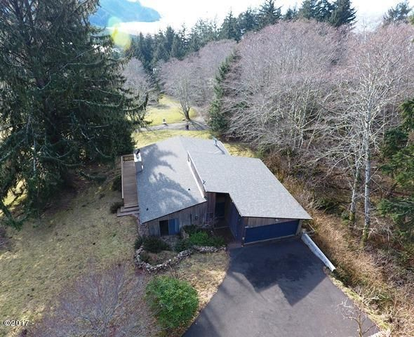 56100 High Point Road, Otis, OR 97368 - Aerial