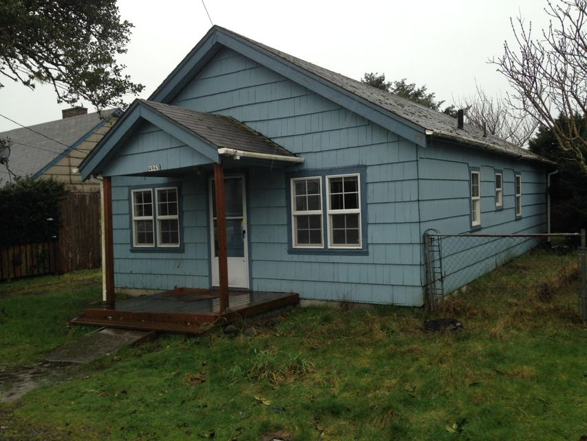 4943 SE Keel Ave., Lincoln City, OR 97367 - Front