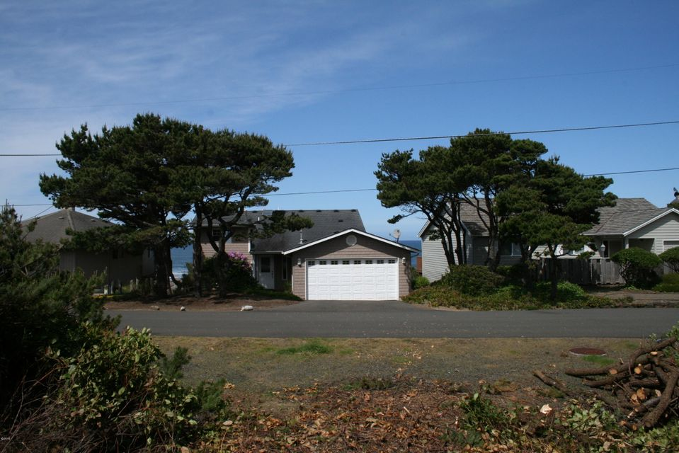 LOT 321 El Mar Ave., Gleneden Beach, OR 97388 - Lot Looking West