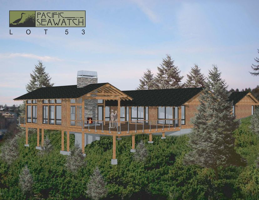 LOT 53 Kingfisher Loop, Pacific City, OR 97135 - PacSeawatch_Lot53_rendering