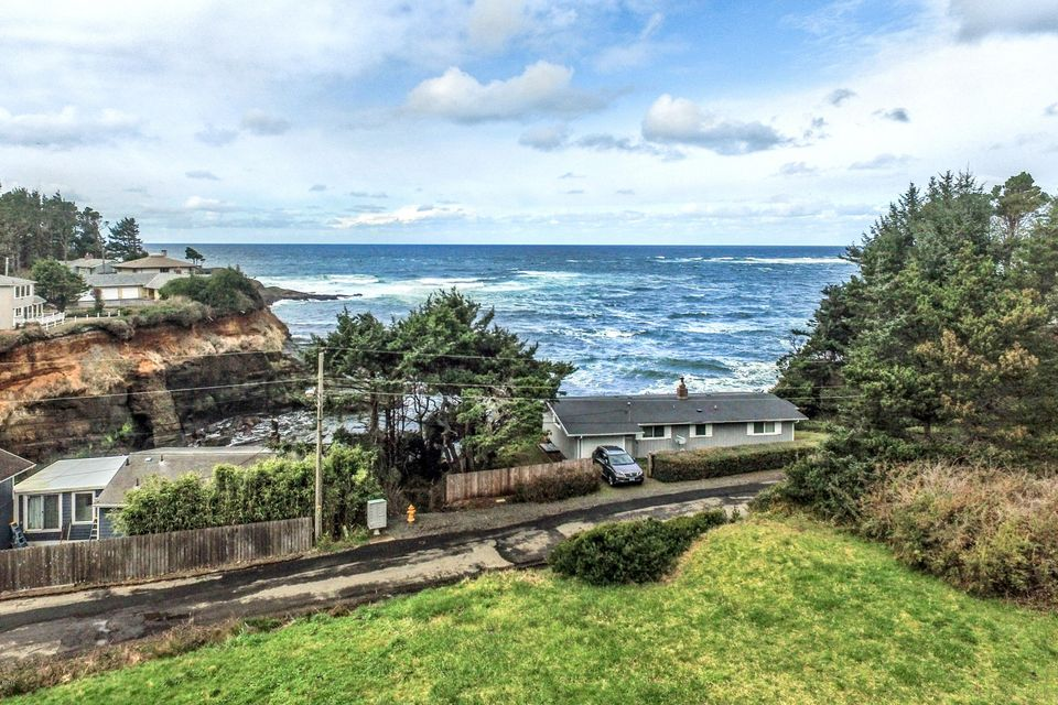 0 SW Coast Ave, Depoe Bay, OR 97341 - View from lot