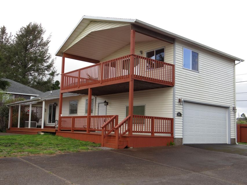 2055 NW 50th St, Lincoln City, OR 97367 - View from 50th St