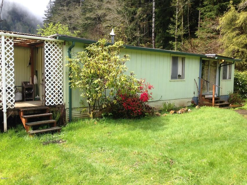 1660 Little Switzerland Rd, Tidewater, OR 97390 - Front