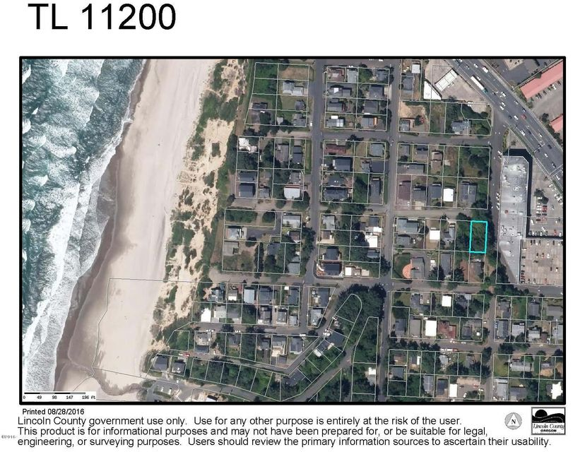 LOT 11200 SW 8th St., Lincoln City, OR 97367 - Map TL 11200