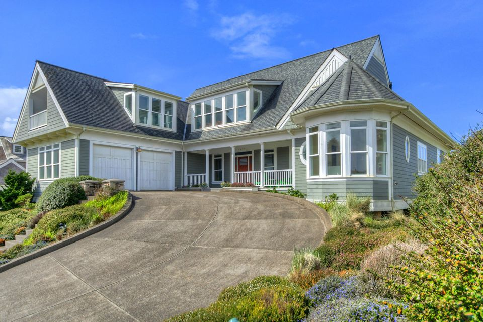 6420 SW Arbor Dr, South Beach, OR 97366 - OCEAN FRONT LIVING