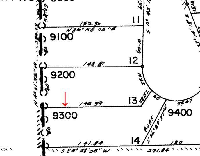 TL 9300 Ocean Dr, Pacific City, OR 97135 - Plat Map