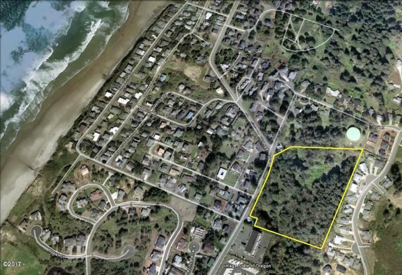 5000 BLK NE Logan Road, Lincoln City, OR 97367 - Aerial Lot Image