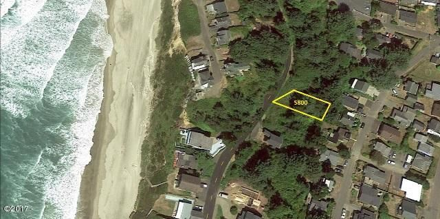 3000 BLK SW Anchor Avenue, Lincoln City, OR 97367 - Aerial Lot Image
