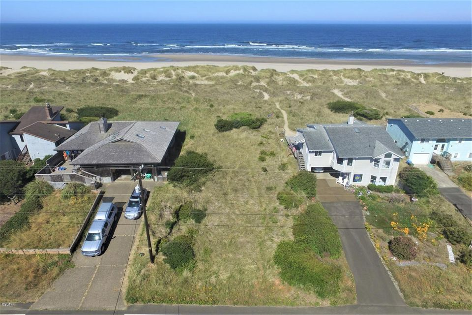 1714 NW Oceania Dr, Waldport, OR 97394 - Bayshore ocean front lot