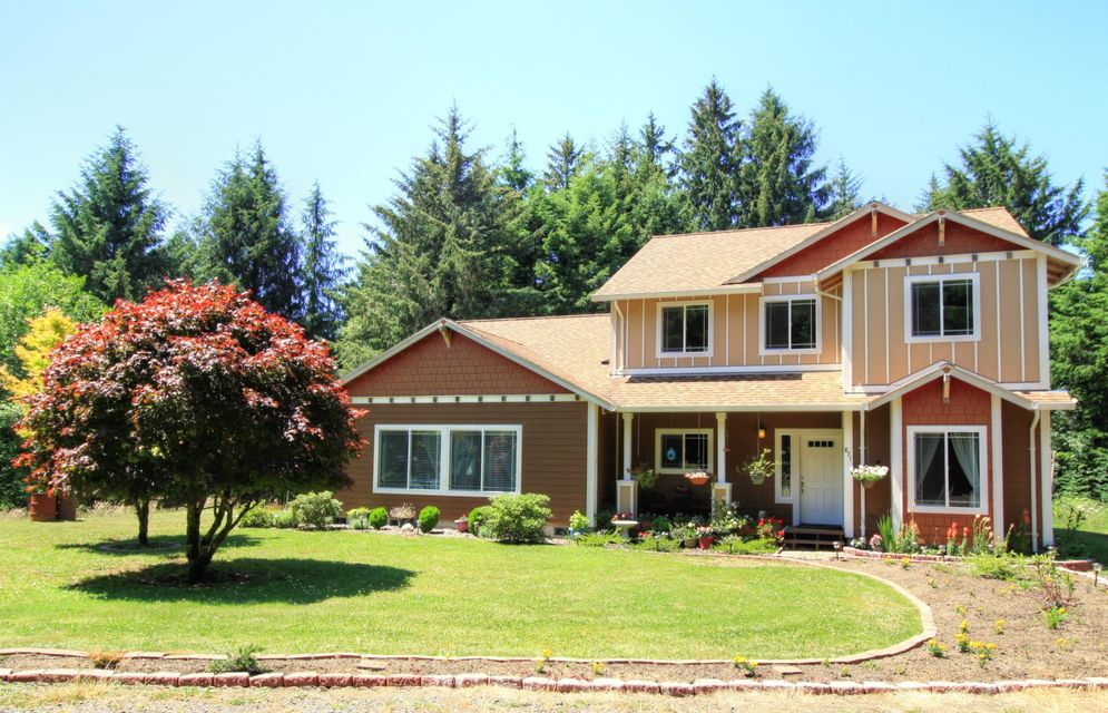 871 SE 98th St., South Beach, OR 97366 - Exterior
