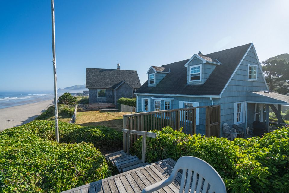 2513 NW Inlet Ave, Lincoln City, OR 97367 - Ocean Front Home