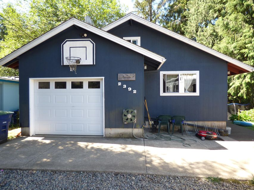 2392 N Silverside Dr, Otis, OR 97368-9786 - From Road