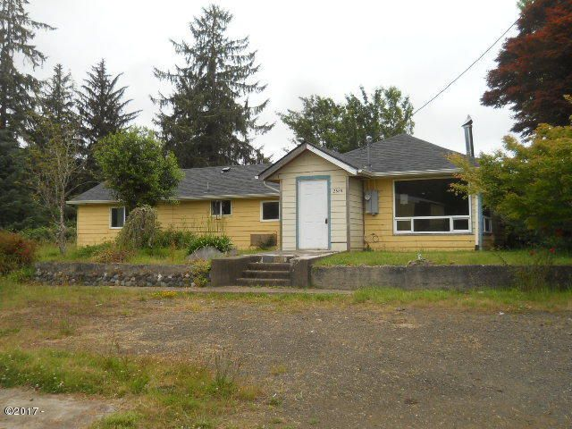 2589 E Alsea Hwy, Waldport, OR 97394 - Front
