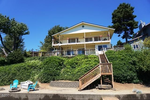 1270 NE Lake Drive, Lincoln City, OR 97367 - Exterior