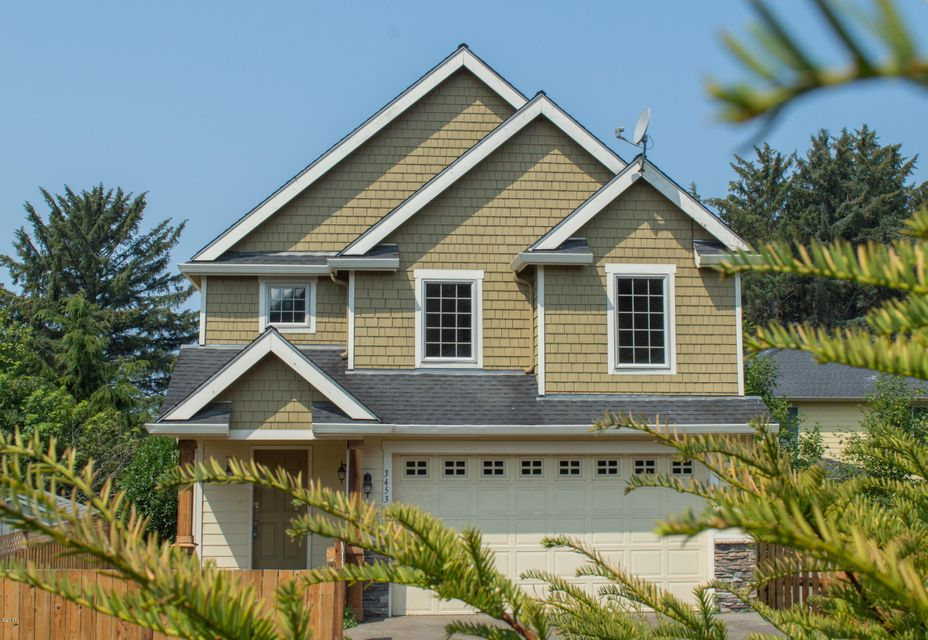 3453 NW Port Ave, Lincoln City, OR 97367 - exterior