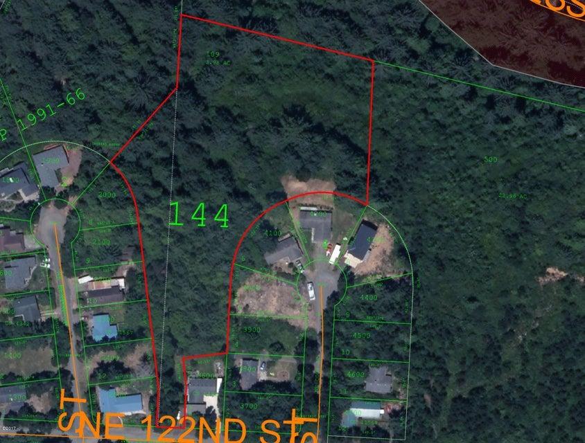 LOT 500 NE 121st St., Newport, OR 97365 - Aerial