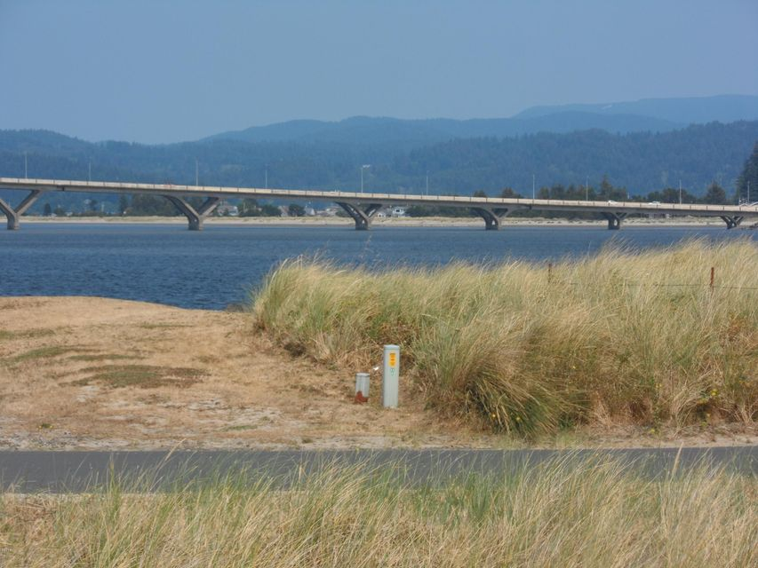101 NW Sunset Way, Waldport, OR 97394 - Bay and Bridge view lot