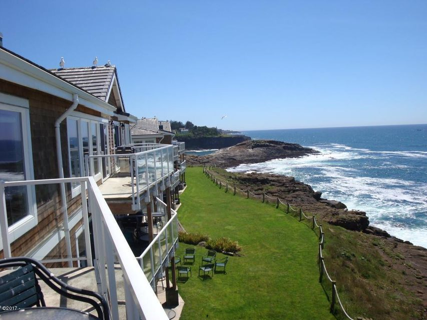 709 N US-101 Unit 617  Weeks D, Depoe Bay, OR 97341 - view