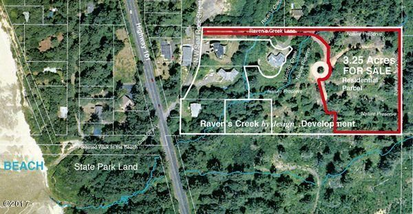 800 BLK NW Ravens Creek Lane, Seal Rock, OR 97376 - Land