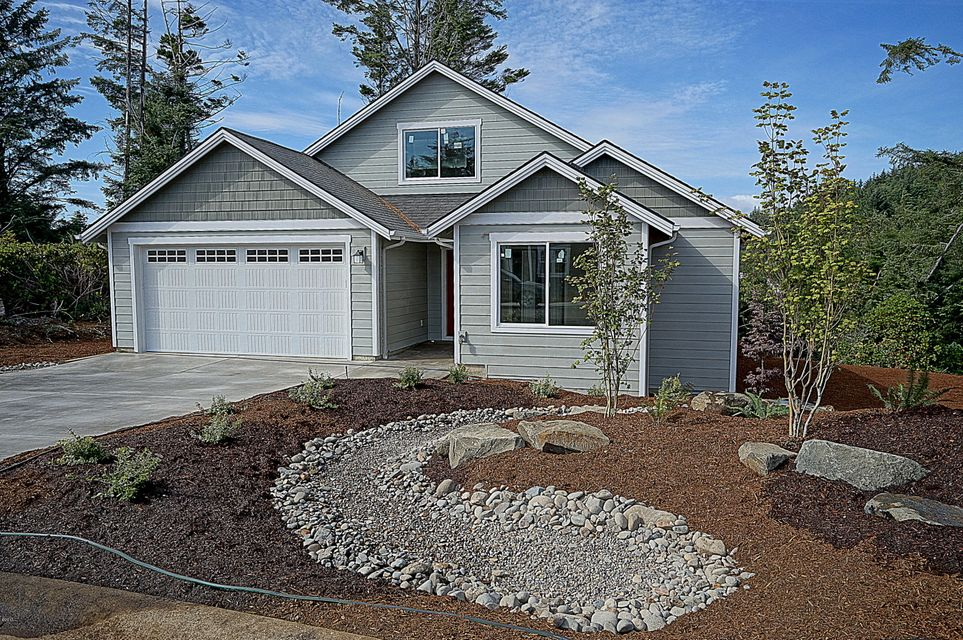 1325 SE 41st (lot 26) St, Lincoln City, OR 97367 - Bayview Home for Sale
