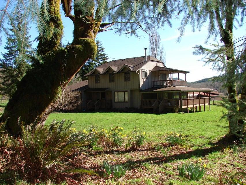 16857 Siletz Hwy, Siletz, OR 97380 - Front of home
